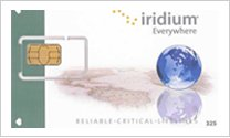 Iridium-airtime